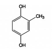 MeHQ 構造式
